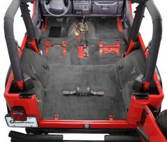 Auto Custom Carpets Premium Replacement Carpet Kit for 03-06 Jeep Wrangler TJ 22642-