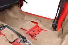 Auto Custom Carpets Premium Replacement Rocker Panel Kit for 03-06 Jeep Wrangler TJ 22527-