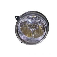 Quadratec Driver Side Head Lamp Assembly for 02-04 Jeep Liberty KJ 55022.0033