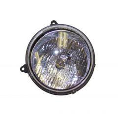 Quadratec Passenger Side Head Lamp Assembly for 02-04 Jeep Liberty KJ 55022.0034