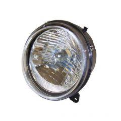 Quadratec Driver Side Head Lamp Assembly for 05-07 Jeep Liberty KJ 55022.0035
