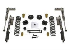 "Teraflex 2.5"" Sport ST2 Spring & Spacer Lift System & Falcon SP2 3.1 Piggyback For 2020+ Jeep Gladiator JT 4 Door Models 2012031"