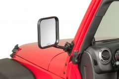 Quadratec Quick Release Mirror Movers with Square Head for 97-18 Jeep Wrangler TJ, Unlimited, Wrangler & Wrangler Unlimited JK 13111.0410