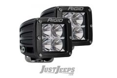 """Rigid Industries D-Series Pro 3"""" LED Cube Lights For Universal Application 202113-"""