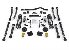 "Teraflex 2.5"" Alpine CT2 Suspension System & Falcon SP2 3.3 Fast Adjust For 2020+ Jeep Gladiator JT 4 Door Models 2022033"