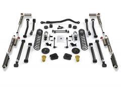 "Teraflex 2.5"" Alpine RT2 Suspension System & Falcon SP2 3.3 Fast Adjust For 2020+ Jeep Gladiator JT 4 Door Models 2032033"
