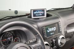 Superchips TrailDash Pod for 11-18 Jeep Wrangler JK, JKU 38302