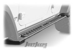 Aries Automotive Rocker Steps For 2007-18 Jeep Wrangler JK Unlimited 4 Door Models 2074101
