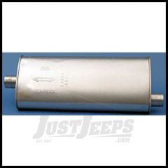 Omix-ADA Muffler For 1993-95 Jeep Grand Cherokee With V8 17609.15