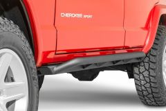 JCR Offroad Classic Rock Sliders for 84-01 Jeep Cherokee XJ XJSL-CL-S-PC