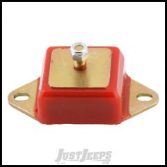 Energy Suspension Motor Mounts in Red For 72-86 Jeep CJ 2.1102R