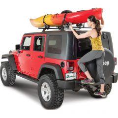 VersaHitch & Step for 07-18 Jeep Wrangler JK, JKU 12015.1036