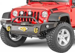 LoD Offroad Offroad Signature Series Skid Plate for 07-18 Jeep Wrangler & Wrangler Unlimitied JK with Full or Mid Width Signature Bumper JSP0741