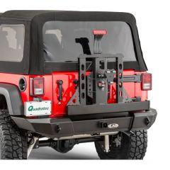 LoD Offroad Adjustable 3rd Brake Light Mount for 07-18 Jeep Wrangler and Wrangler Unlimited JK JBL0701