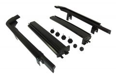Crown Door Surround Kit For 2007-18 Jeep Wrangler JK 2 Door Models RT25001