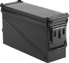 Quadratec 40mm Black Locking Ammo Storage Can 44036.0011