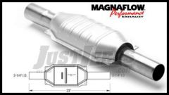 Magnaflow Direct Fit Catalytic Converter For 1993-95 Jeep Wrangler YJ, Cherokee XJ & Grand Cherokee With 2.5L or 4.0L 23221