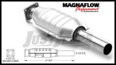 Magnaflow Direct Fit Catalytic Converter For 1987-92 Jeep Wrangler YJ  & Cherokee XJ With 2.5L or 4.0L 23229