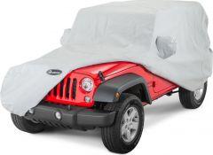 Quadratec Softbond 3-Layer Car Cover for 07-18 Jeep Wrangler JK 2 Door 11081.2001