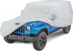 Quadratec Softbond 3-Layer Car Cover for 07-18 Jeep Wrangler Unlimited JK 4 Door 11081.2002