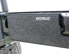 Bedrug Premium Carpeted Tailgate Mat for 87-95 Jeep Wrangler YJ BRYJTG