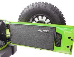 Bedrug Premium Carpeted Tailgate Mat for 07-18 Jeep Wrangler JK BRJKTG