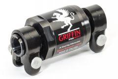 Steer Smarts Griffin Series™ Drag Link Shock Absorption Adjuster Sleeve for 07-18 Jeep Wrangler JK, JKU 07084011