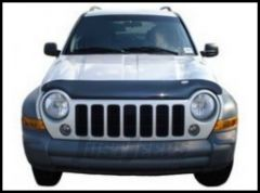 Auto Ventshade Bugflector II in Smoke For 2002-07 Jeep Liberty KJ Non Renegade Models 24726