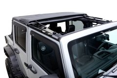 Rampage Products TrailView Soft Top for 07-18 Jeep Wrangler JK 2 Door 139935