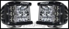 Rigid Industries D-SS PRO LED Light Pair  - Flood Pattern 262113