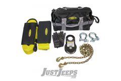 SmittyBilt Premium Winch Accessory Kit (30,000LBS) 2725