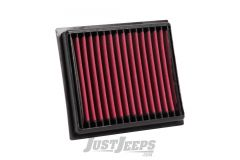 AEM Filters DryFlow Air Filter For 2017-19 Jeep Compass MK/MP & 2015-18 Renegade BU Models 28-50034