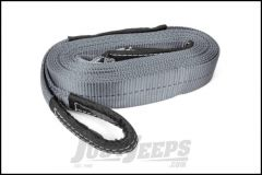 """Rough Country Tow Strap 2½"""" X 30' Rated For 16,000 lb. RS120"""
