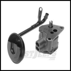 Omix-ADA Oil Pump For 1965-80 Jeep CJ Series & Full Size With 6 Cyl 232 or 4.2L (258) Pump With Screen 17433.07