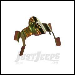 Omix-ADA Steering Coupler Nut Bearing Retainer Spring For 1976-86 Jeep CJ Series Lower Ststeering Shaft 18018.09