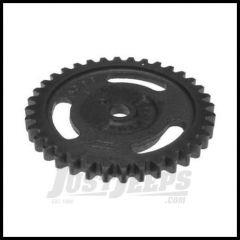 Omix-ADA Camshaft Gear For 1968-90 Jeep CJ Series & YJ With 6 CYL AMC 199/232/258 Engines, Steel Gear 17454.07