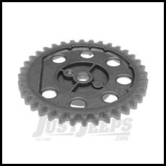 Omix-ADA Camshaft Gear For 1968-90 Jeep CJ Series & YJ With 6 CYL AMC 199/232/258 Engines, Nylon Gear 17454.08
