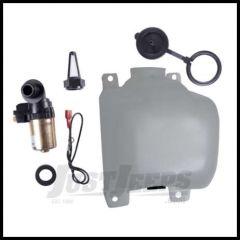 Omix-ADA Windshield Washer Pump & Bottle Kit For 1972-86 Jeep CJ Series 19107.03
