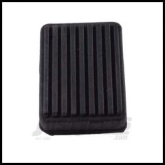 Omix-ADA Emergency Brake Pedal Rubber Pad for 1972-95 Jeep CJ & Wrangler 16751.07