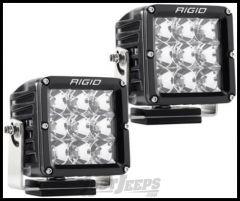 Rigid Industries D-XL PRO LED Light Pair - Flood Pattern 50211