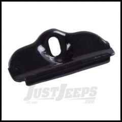 Omix-ADA Battery Tray Clamp For 1976-86 CJ Series Black 17260.02