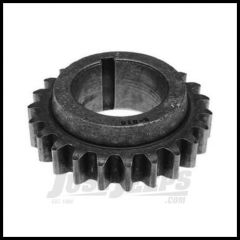 Omix-ADA Crankshaft Gear For 1971-91 Jeep CJ Series, YJ Wrangler and Full Size With V8 AMC 304/360/401 1/2 in. Wide 17455.11