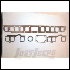 Omix-ADA Exhaust & Intake Manifold Gasket Set For 1965-80 Jeep M & CJ Series 17451.03