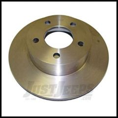 Omix-ADA Brake Rotor Front For 1984-89 Jeep Cherokee XJ 4WD 16702.03