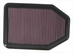 K&N Replacement Air Filter For 2007-18 Jeep Wrangler JK 2 Door & Unlimited 4 Door Models With 3.6/3.8L 33-2364