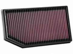 K&N Replacement Air Filter For 18+ Jeep Wrangler JL/JT 3.6L & 2.0L Turbo  33-5076