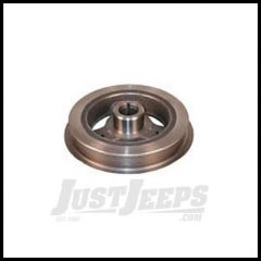 Omix-ADA Crankshaft Damper For 1987-06 Jeep Wrangler YJ, TJ And Cherokee 6 CYL 4.0L 17461.02