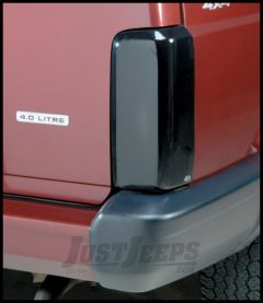 Auto Ventshade Tail Shades In Smoked Black For 1999-04 Jeep Grand Cherokee WJ Models 33919