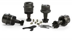 TeraFlex Dana 30 Or 44 HD Ball Joint Set Of 4 With Knurl For 2007-18 Jeep Wrangler JK 2 Door & Unlimited 4 Door Models 3442022