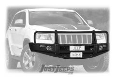 ARB Deluxe Winch Bull Bar For 2011-13 Jeep Grand Cherokee WK2 Models 3450410